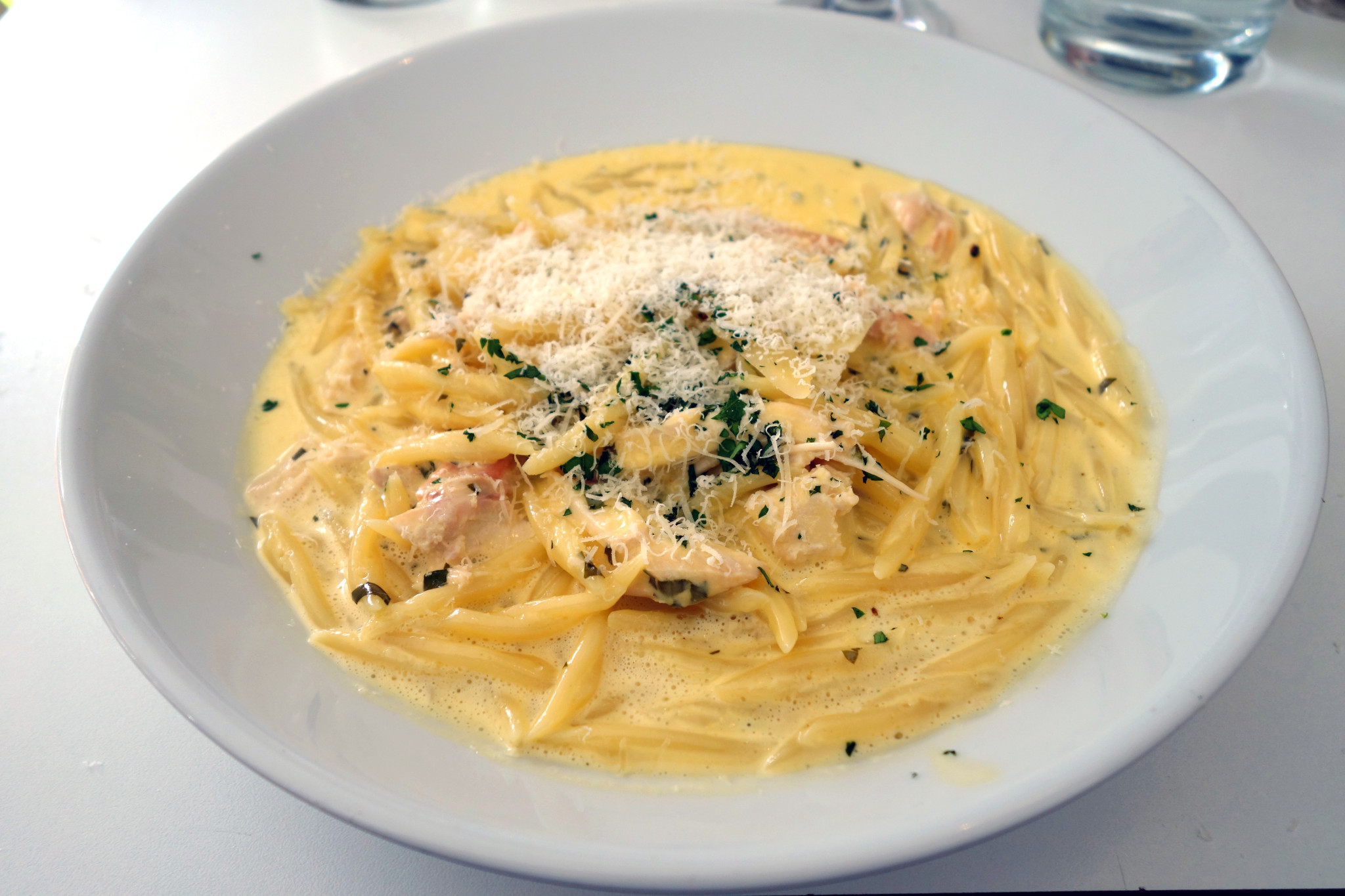 Another Food Blog La Famiglia Lewes pasta