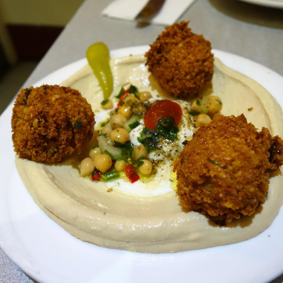 Gaby's falafel