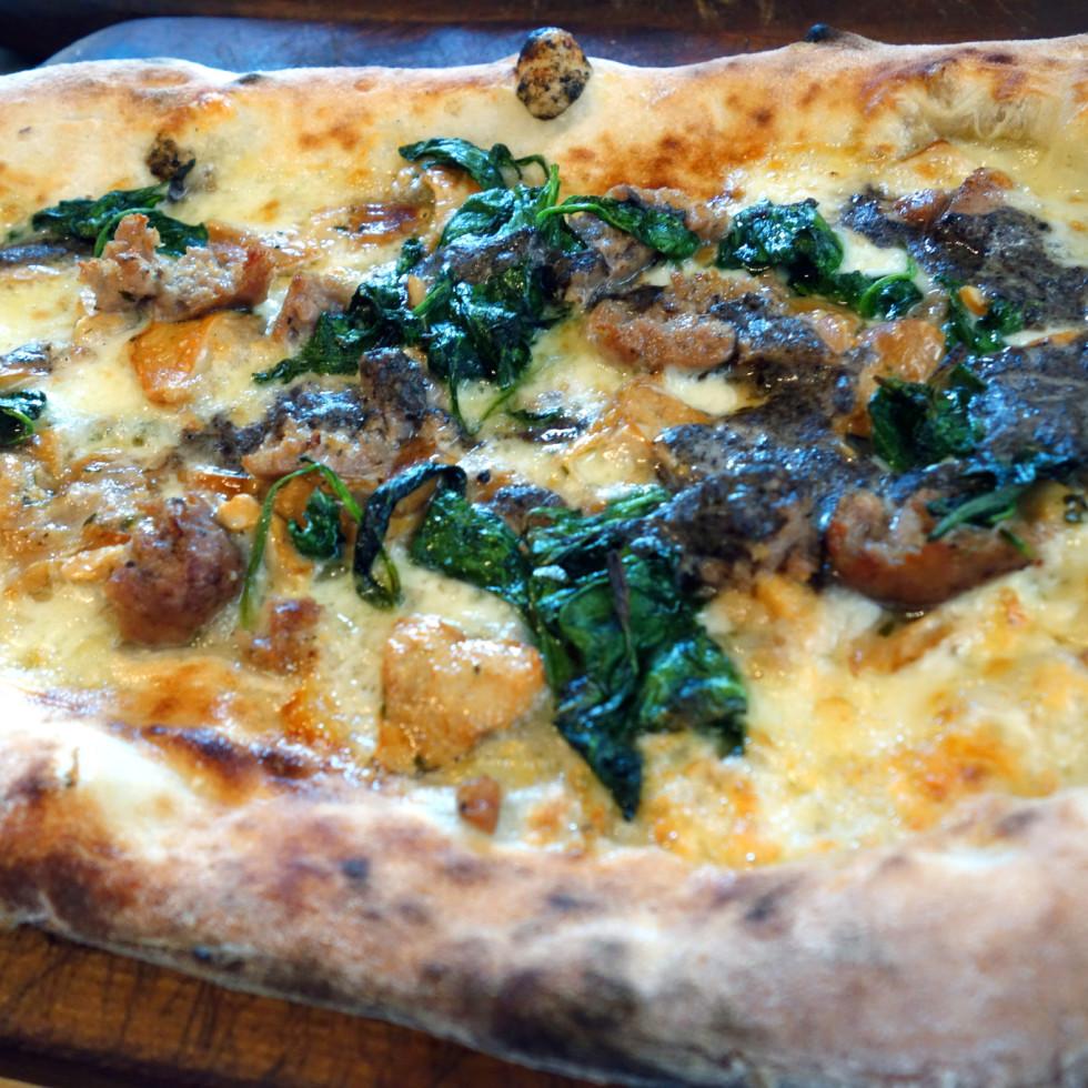 Very Italian Pizza Brighton Pizza VIP