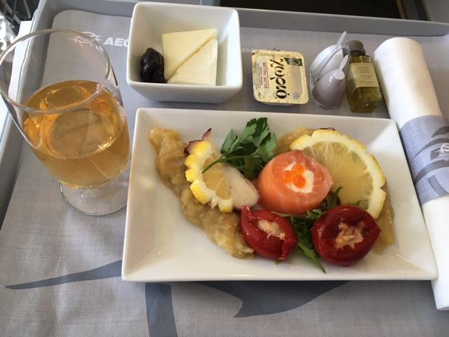 snacks-plane