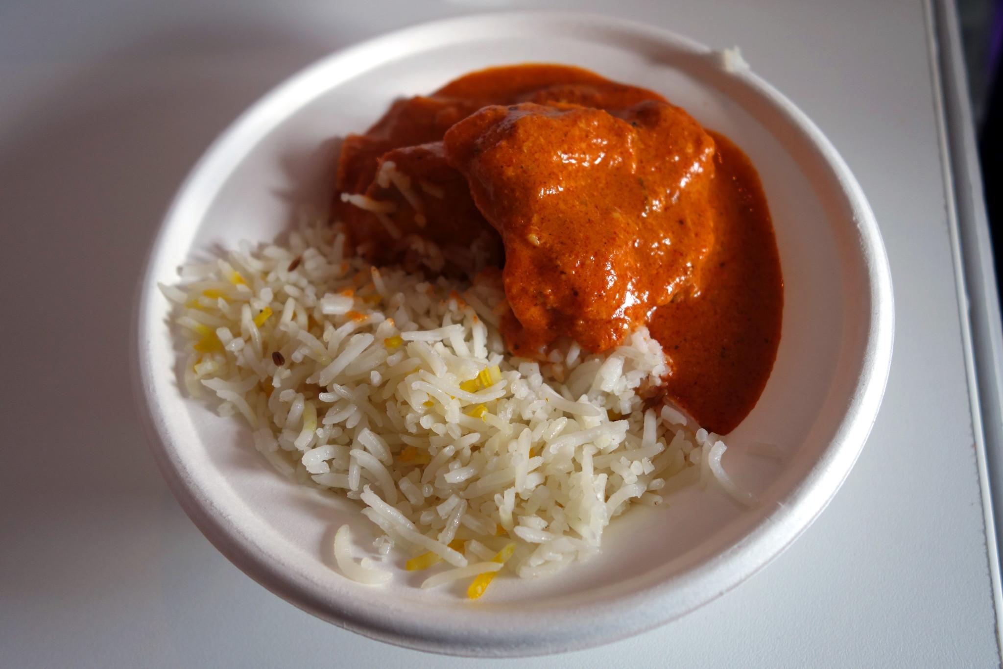 Taste of London chicken Zaika