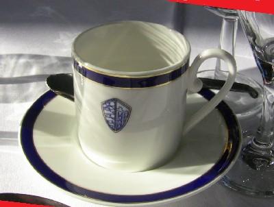 coffee formal hall